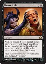 Scars of Mirrodin ~ MEMORICIDE rare Magic the Gathering card