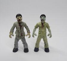 lot 2 Mega Bloks Call of Duty : Zombies Outbreak Walking Dead action figure n2