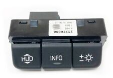NEW OE GM Heads Up Display Switch 22926688