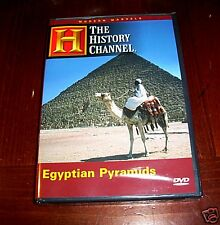 History Channel EGYPTIAN PYRAMIDS Ancient Egypt Egyptians Pyramid DVD NEW