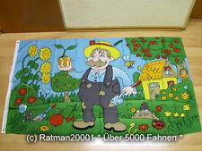 Fahnen Flagge Gartenfreund - 90 x 150 cm