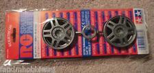 New Tamiya RC Car Volkswagen Golf Gray Wheel Set Item 50783 for TT-01, TT-02