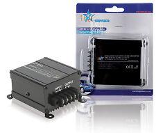 Hq 24v Dc A 12v Dc Converter (10a) de conexión 12v equipos al 24v Batería