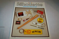 Vintage Catalog #563 - 1982 SILHOUETTE advertising pen pencil catalog