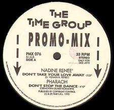 VARIOUS (NADINE RENEE / PHARAOH / DJ CORNELIUS) The Time Group Promo-Mix 76