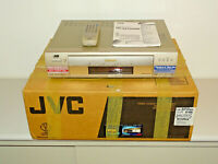 JVC HR-S9700MS High-End S-VHS Videorecorder in OVP, PAL / SECAM-L, 2J. Garantie