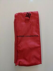 Ferrari Battery Charger/ Conditioner Storage Bag And Instruction Book