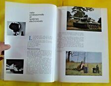 Ancien Fascicules document Catalogue Vintage L.M.T. Militaire 1968