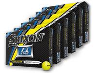 Srixon Q-Star Golf Balls - 6 Dozen Yellow -  Mens