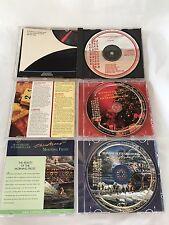Mannheim Steamroller 3 CD Lot Christmas Music Extraordinaire Morning Frost EUC