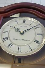 Wall clock with pendulum.SEIKO WESTMINSTER-WHITTINGTON.BRAND NEW.FROM SEIKO D-L.