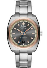 "Zodiac ZO9908 ""Sea Dragon"" Swiss Automatic Sapphire Crystal Watch $1295.00 Retai"