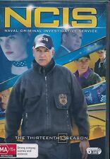 NCIS Naval Criminal Investigative Service The Thirteenth 13th Season DVD NEW