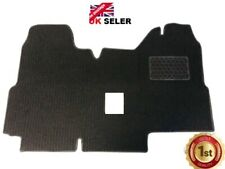 CARPET FLOOR MATS FRONT TAILORED 2000 - 2005 FOR FORD TRANSIT (MK6)
