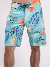 Volcom Turquoise BoardShorts SwimSuit Shorts