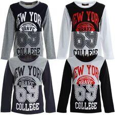 Markenlose Jungen-T-Shirts & -Polos aus Baumwollmischung in Größe 104