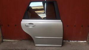 Volvo V50 Rear Right Door Paint Code 426 Silver