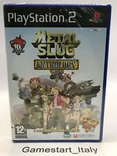 METAL SLUG ANTHOLOGY - SONY PS2 - GIOCO NUOVO SIGILLATO - PAL UK VERSION NEW