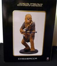 Star Wars Attakus Chewbacca Classic Statue New from 2004