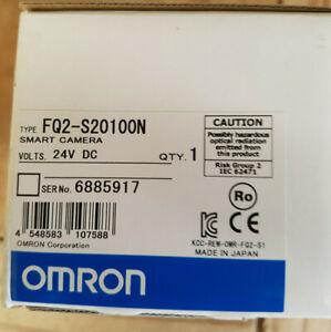 OMRON FQ2-S20100N / FQ2S20100N Brand New And Box