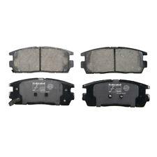 Disc Brake Pad Set Rear Federated D1275C