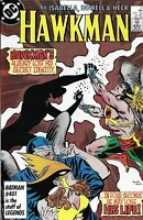 Hawkman Comic 3 Copper Age First Print 1986 Isabella Howell Heck Wolfman DC