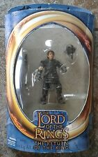 LOTR Frodo with Goblin Disguise Return of the King Toybiz MINT