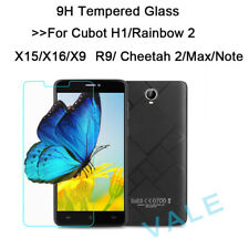 HD 9H Tempered Glass Screen Protector Guard Film For Cubot X15/X16/X9 Note S/Max