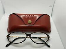 Vintage Italy - Lozza A.C.E. Occhiali Rx Frames Glasses 56-11-140 original case