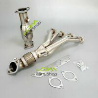 Stainless Exhaust Header Manifold for 2002-2006 Mini Cooper Base & S 1.6L R53