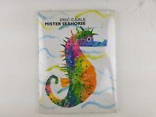 Mister Seahorse by Eric Carle 1st Printing (HC/DJ)