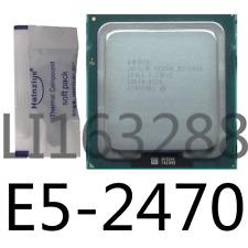 intel Xeon E5-2470 E5-2603 E5-2603 V2 E5-2609 V2 CPU Processor