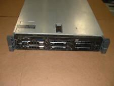 Dell R710 SERVER 1 X E5530 QC Core 2.4GHz 2 x 600Gb SAS 4GB RAM Perc 6/I 2x PSU