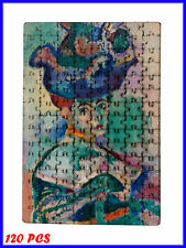 Henri Matisse - Woman with a Hat Art Paint - 120 Piece Jigsaw Puzzle
