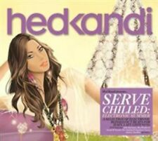 Hed Kandi Serve Chilled Electronic Summer Hedk120 2012 Double CD Album.
