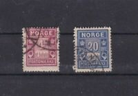 NORWAY MOUNTED MINT OR USED STAMPS ON  STOCK CARD  REF R855