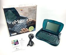 RARE Used Apple Newton eMate 300 with Box. No Cables Included. Laptop UMPC