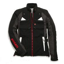 Ducati Strada 13 Goretex Textile Motorbike Motorcycle Jacket Mens Waterproof NEW