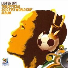 Listen Up! The Official 2010 FIFA World Cup Album  Various Artists  Audio CD