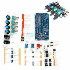 AMP HIFI NE5532 préamplificateur Volume Tone Module Control Board DIY Kits Set