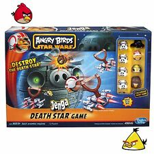 Angry Birds Star Wars Death Star Stormtrooper Jenga Jeux Cadeau Famille