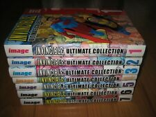 Invincible Ultimate Collection 1 2 3 4 5 6 7 lot hardcover HC Image Comics