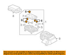 GM OEM Electrical-Relay 15016745