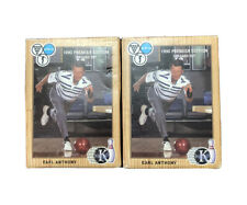 2-PK 1990 KINGPINS Bowling Cards w/ Earl Anthony 1 Sealed Pack 1 Opened Pack
