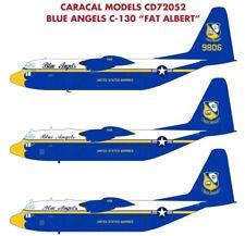 "Caracal 1/72 USMC ""Fat Albert"" C-130 Markings # 72052"