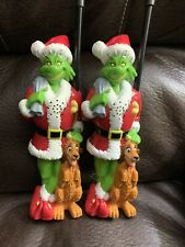 Set Of 2 Grinch Christmas Walkie-talkies (work great!)