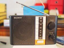 sony Radio  Icf  F12s