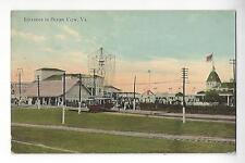 1912 Entrance to Ocean View, Virginia