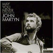 John Martyn - May You Never - The Very Best Of John Martyn (NEW CD)