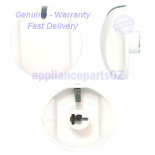 Knob Assy White Gas 0019007888 Electrolux Parts Oven Parts